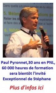 Paul Pyronnet vous invite