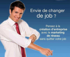 avantages changer travail